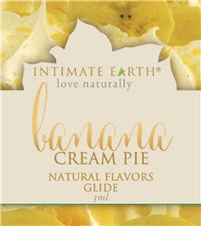Intimate Earth Oral Pleasure Guide - 3ml, Banana