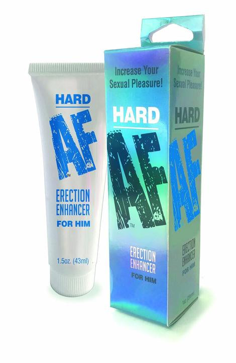 Hard AF, Erection Cream