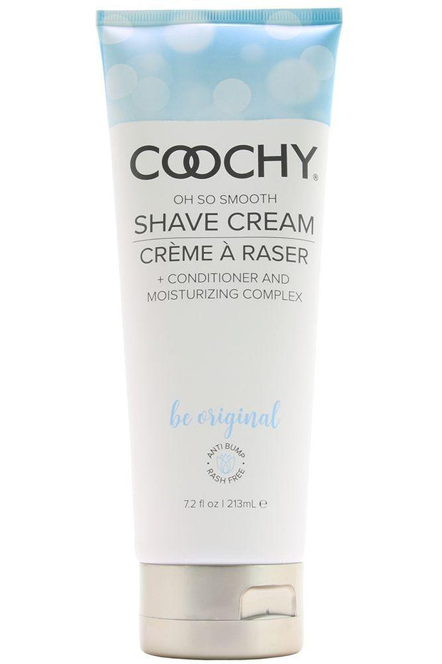Oh So Smooth Shave Cream 7.2oz/213ml in Be Original