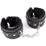Hand and Leg Cuff Set in Black