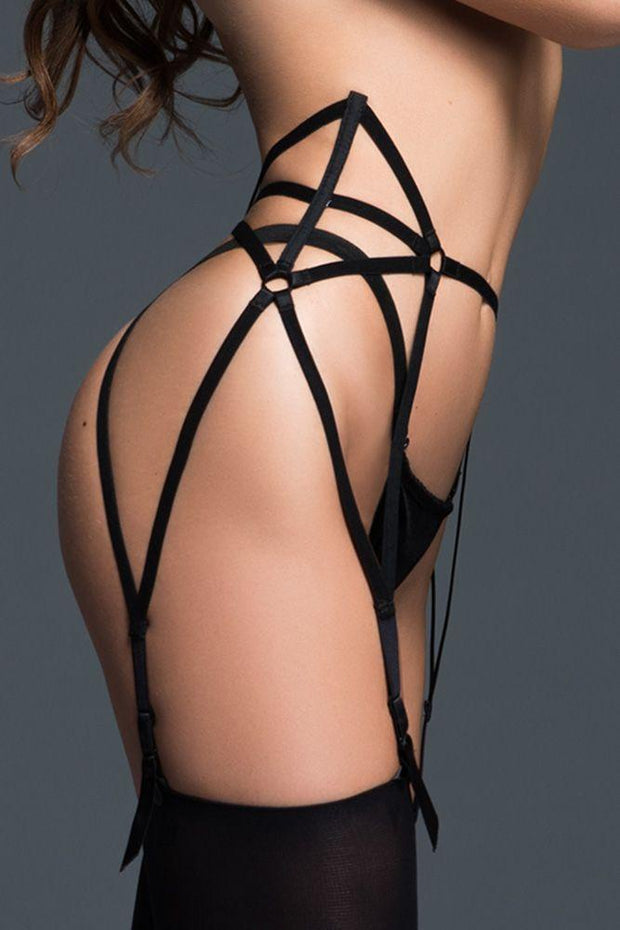 Adore The Audaciously Sexy Garter S/M