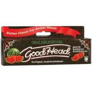 GoodHead Oral Delight Gel 4oz/113g in Watermelon