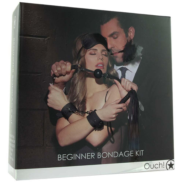 Beginner Bondage Kit in Black