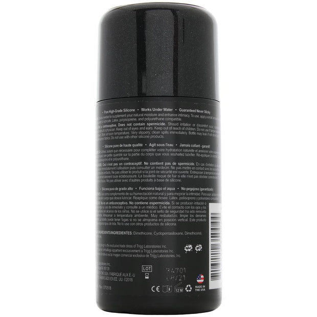 Uranus Silicone Based Anal Lubricant in 5oz/148ml