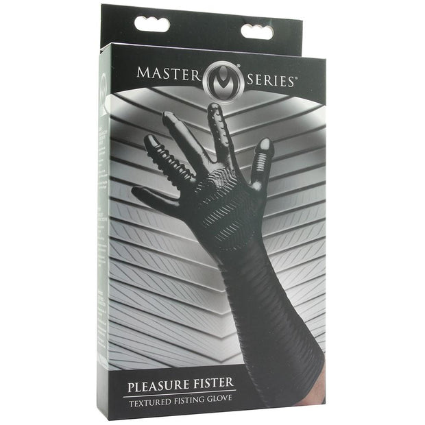 Master Series Pleasure Fister Textured Glove