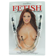 Fetish Fantasy Nipple Barrel Clamps