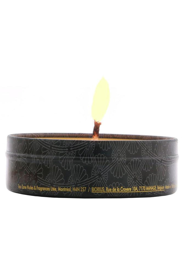 Mini Massage Candle 1oz/30ml in Intoxicating Chocolate
