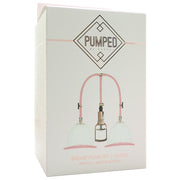 Rose Gold Breast Pump Set in Medium