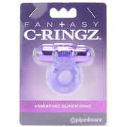 Vibrating Super Ring in Purple