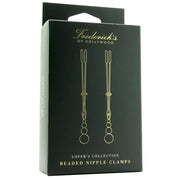 Frederick's of Hollywood Beaded Nipple Clamps