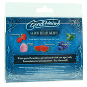 GoodHead Slick Head Glide 5 Pack in 1oz x5