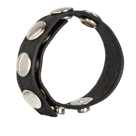 Colt 5 Snap Leather Cock Ring