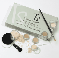 Tattoo concealer makeup
