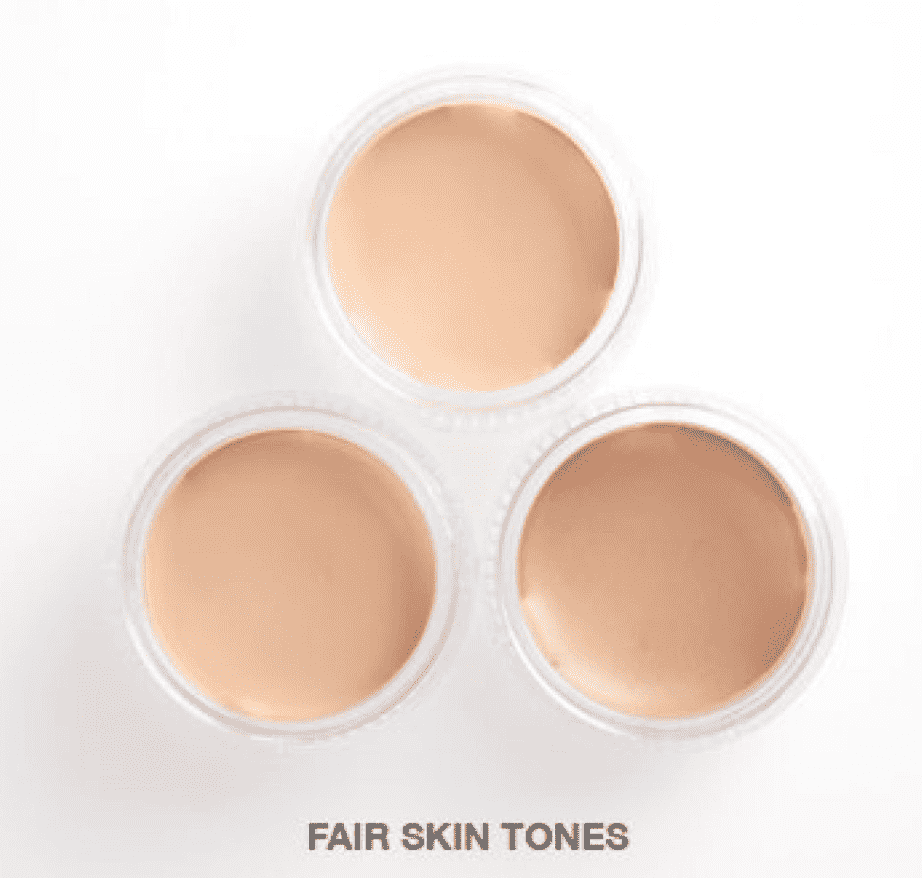 makeup to cover tattoos -fair tones