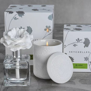 "Perfect fragrance for any season and any room in your home Dimensions: 3.5"" x 3.5"" x 6"" Box Dimensions: 4.25"" x 4.25"" x 8.75"" Oil Volume: 120 ml // 4.06 oz"