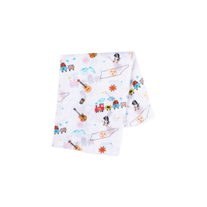 TN Swaddle Blanket