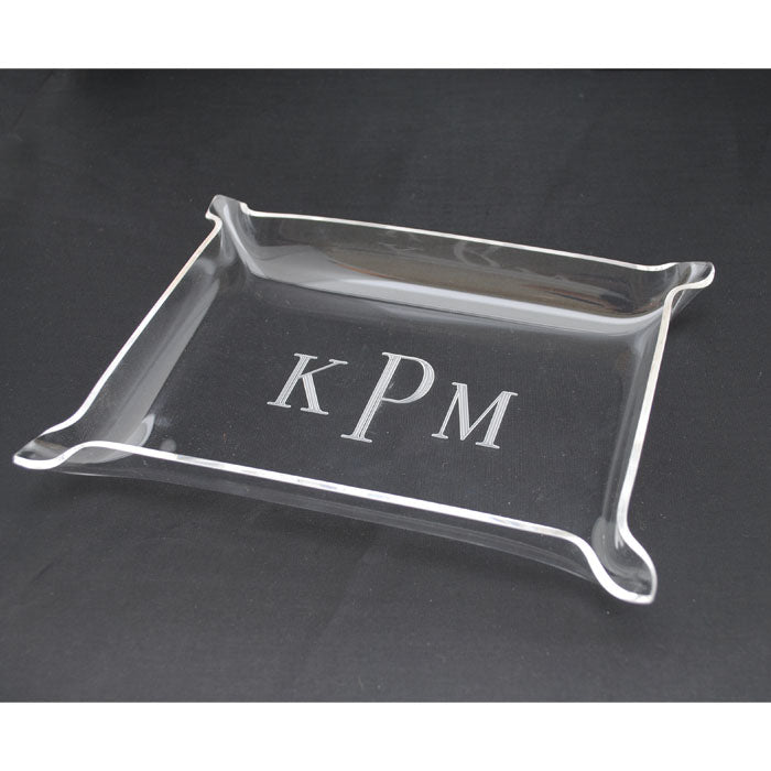 SMALL ACRYLIC TRAY