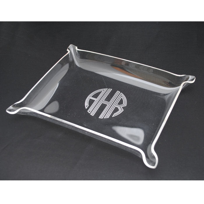 MEDIUM ACRYLIC TRAY
