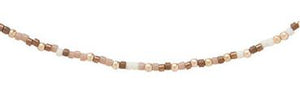 "Hope Unwritten 15"" Choker - Hot Cocoa"