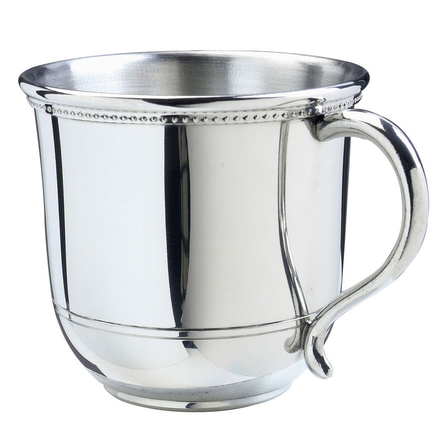 PEWTER IMAGES BABY CUP