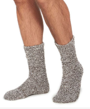 BAREFOOT DREAMS the COZYCHIC® HEATHERED MEN'S SOCKS
