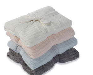 BAREFOOT DREAMS COZYCHIC LITE® RIBBED BLANKET