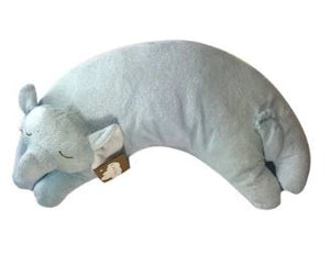 Elephant Curved Pillows (multiple colors)
