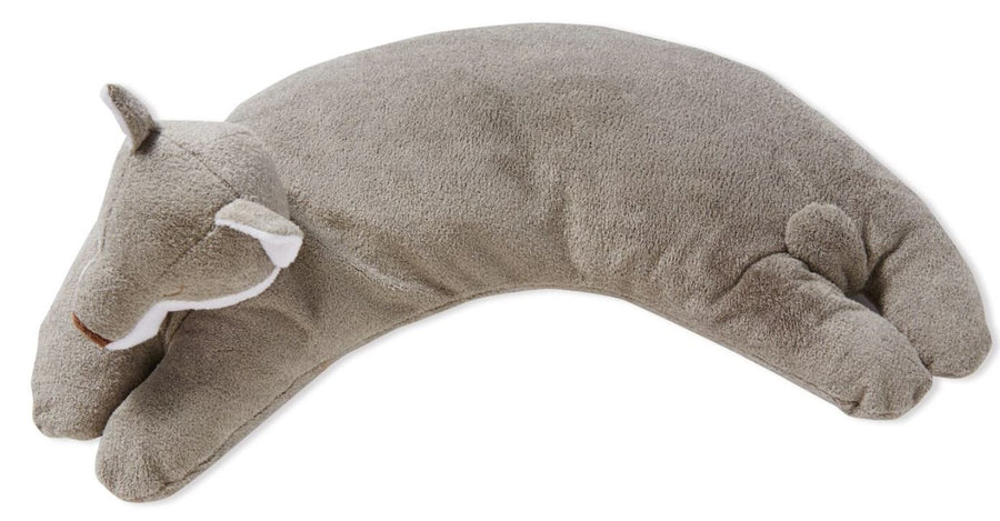 Grey Fox Curved Pillows