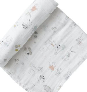 Magical Forrest Swaddle