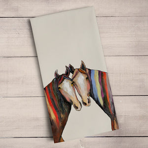 Manes of Color Tea Towel