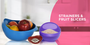 Strainers & Fruit Slicers