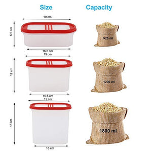 Modular Containers (Oval) - Kitchen Organizers