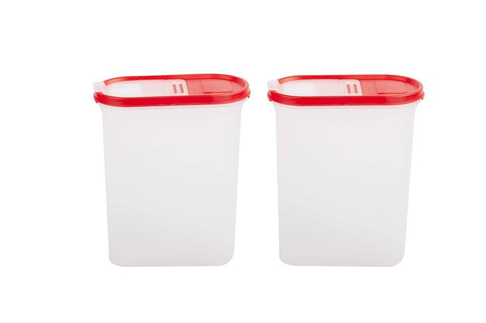 Modular Containers (Fliptop) - Kitchen Organizers(2400ml)