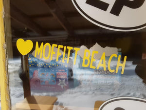 Moffitt Beach Love