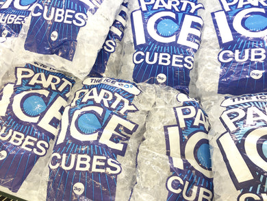 ONE BAG OF ICE