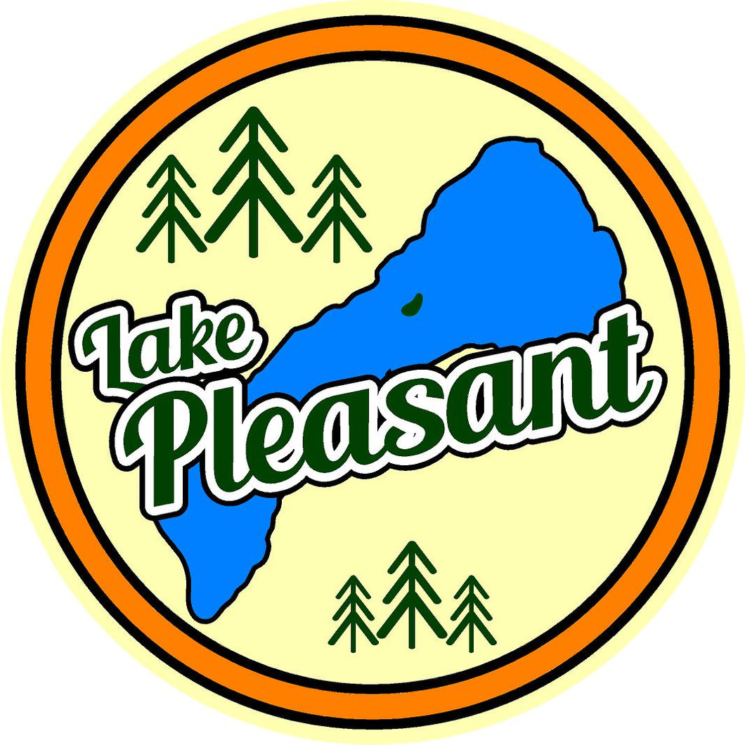 Lake Pleasant Sticker!
