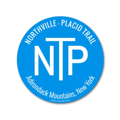 Northville Placid Trail Marker