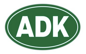 Adirondack Decal (Green ADK)