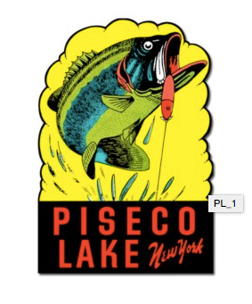 Piseco Lake Bass