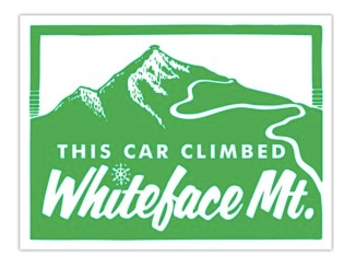 This car climbed Whiteface MT