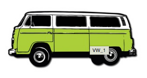 Old 'Volks Bus