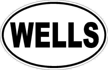 Wells Sticker!