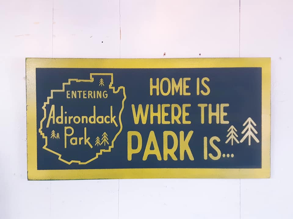 Home is where the Park is...