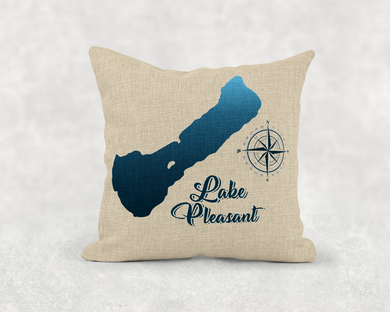 Lake Pleasant Pillow!