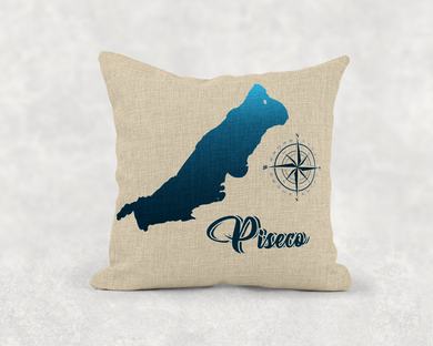 Piseco Lake Pillow!