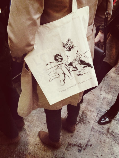 tote bag cool and the bag