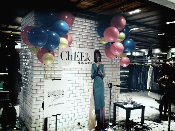 Cheek Magazine, Printemps Haussmann, Michelle Obama