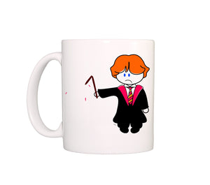 mug Ron Harry Potter