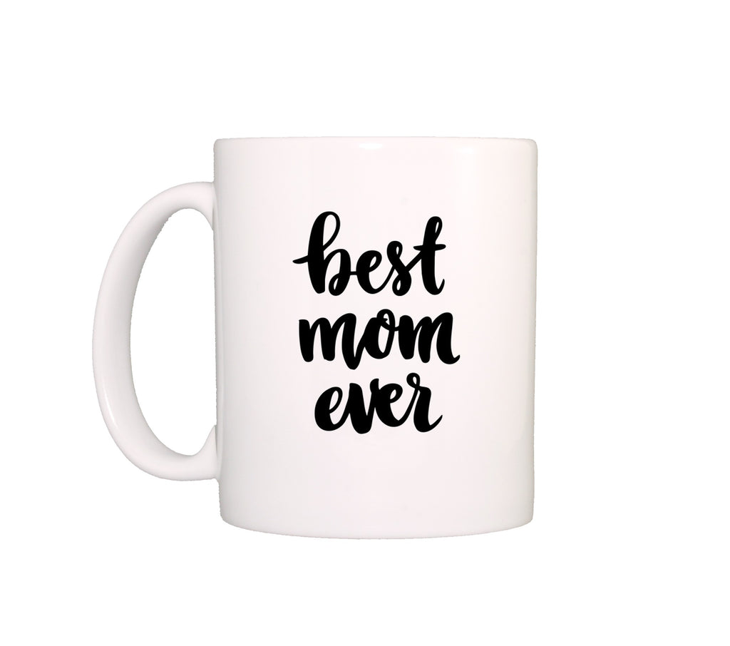 mug Best Mom Ever