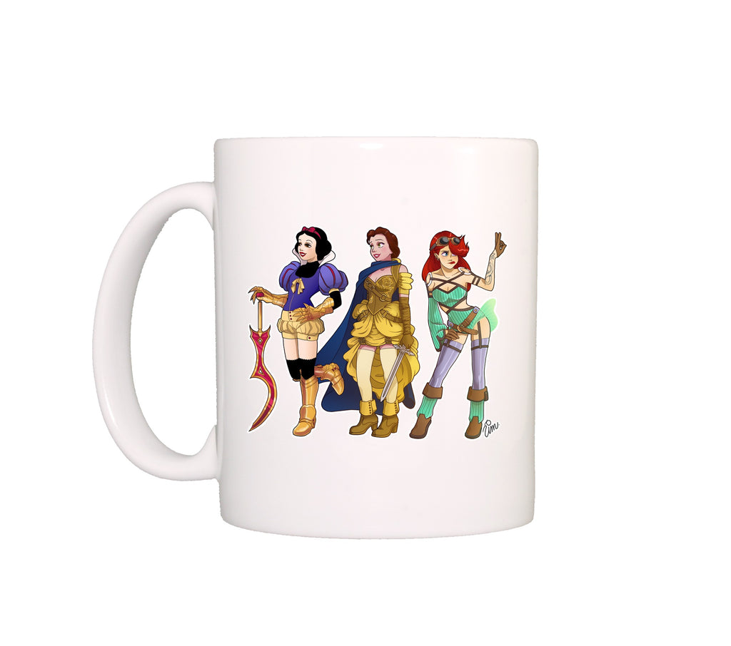 Mug Disney Princesses